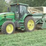 maintenance of harvest equipment