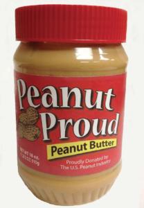 peanut proud peanut butter