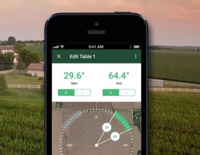 new improved fieldnet app