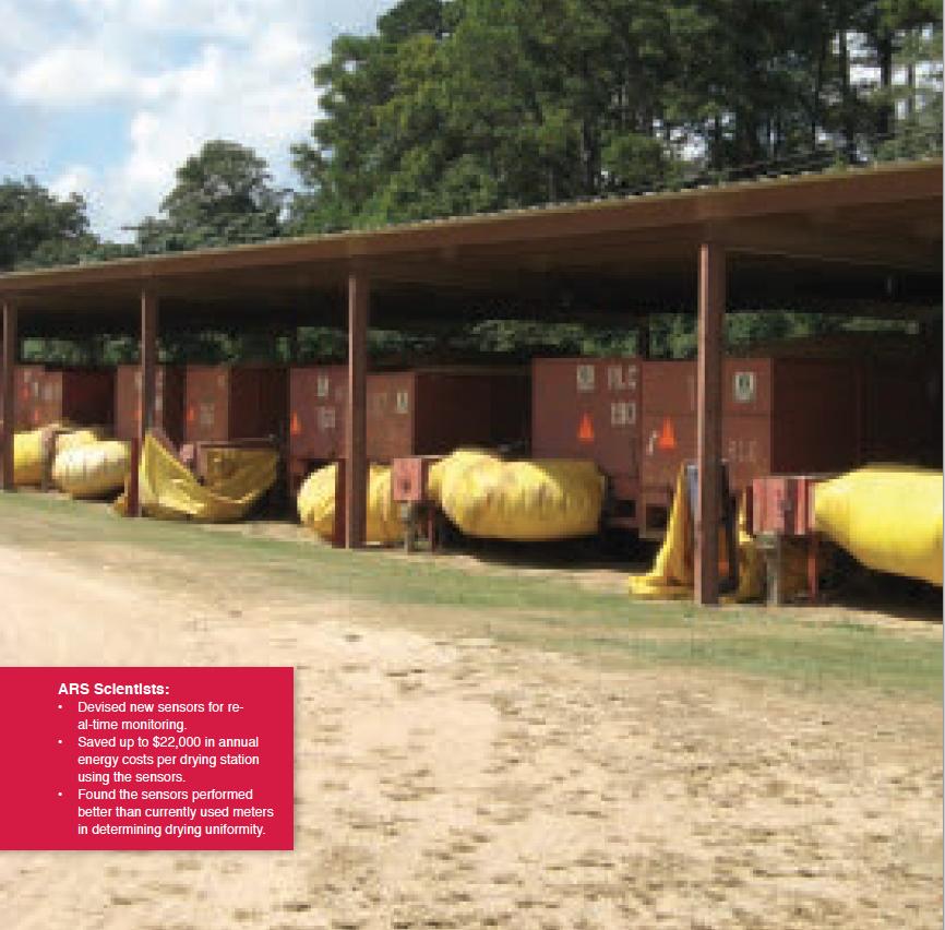 peanut drying trailers