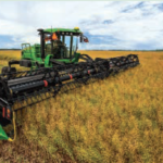 John Deere W170 Windrower