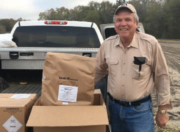 jerry adams, south carolina crop consultant
