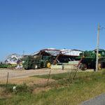 hurricane equipment damage