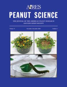 peanut science journal