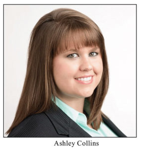 picture of Ashley Collins, new Executive Director for North Carolina Peanut Growers Association