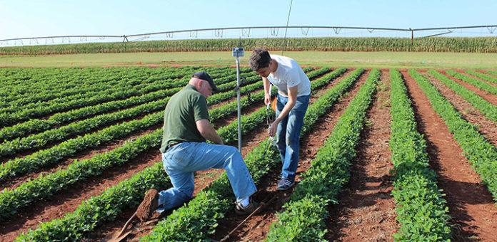 USDA ARS research on Irrigator Pro